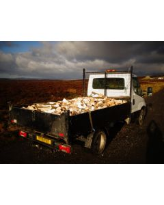 Full Load Mixed Kiln Dried Hardwood Logs