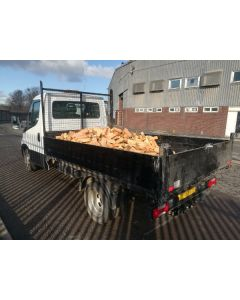 Half Load Mixed Kiln Dried Hardwood Logs